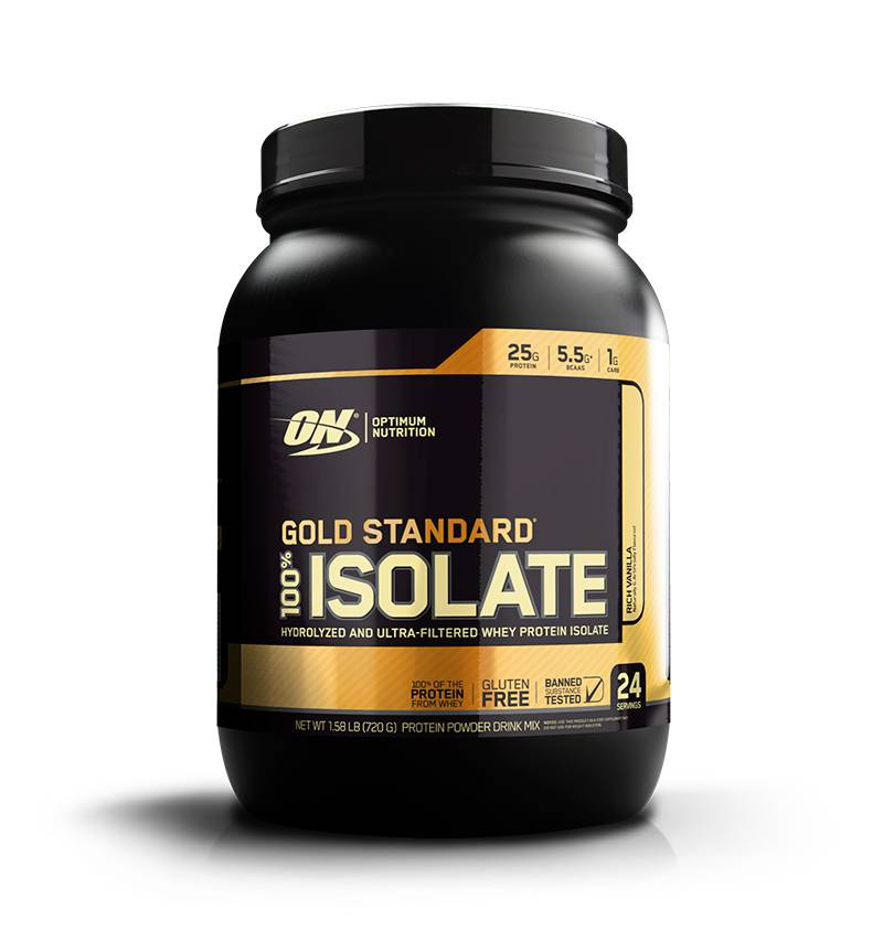 Whey gold standard protein