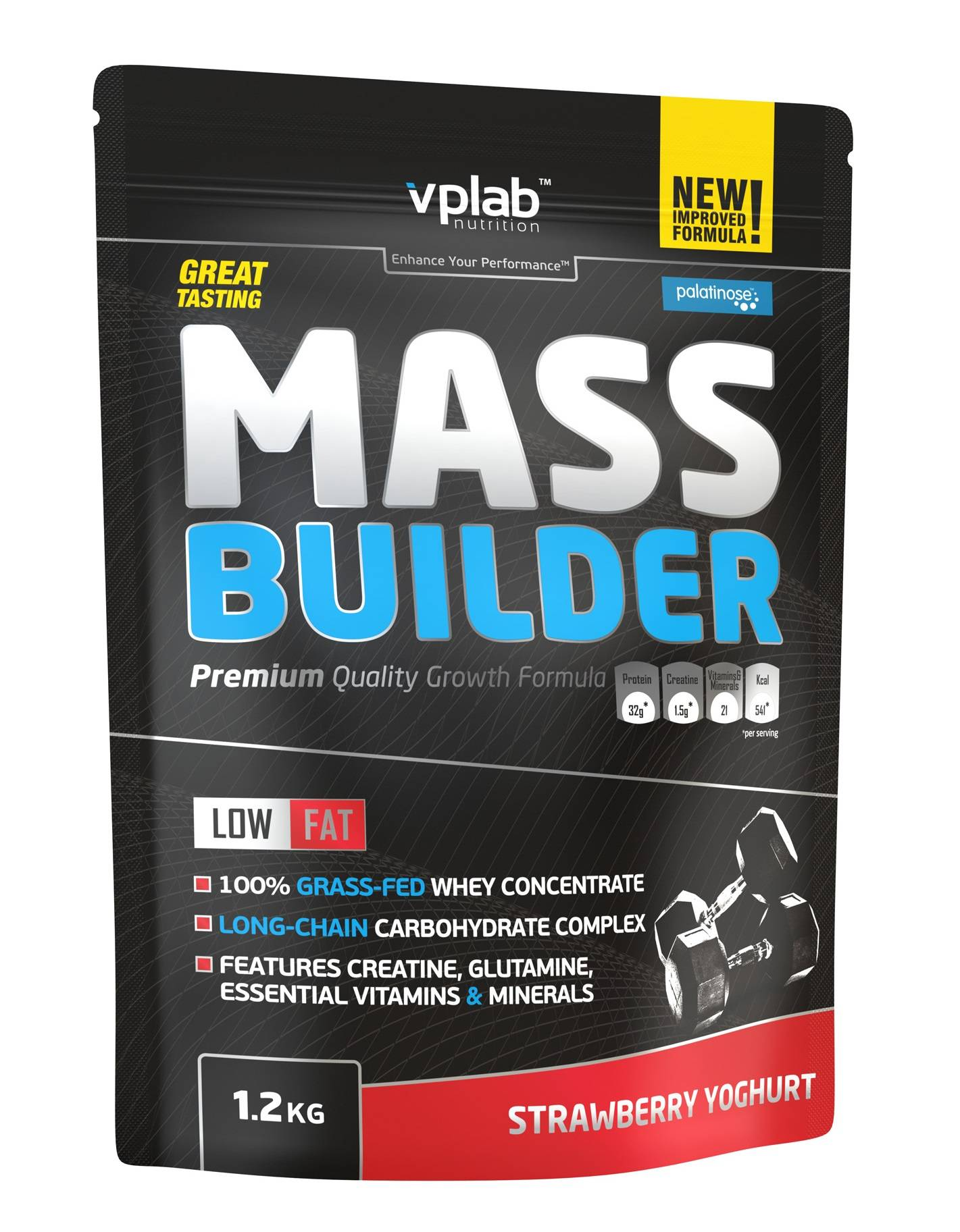 Mass builder (vp laboratory) — sportwiki энциклопедия