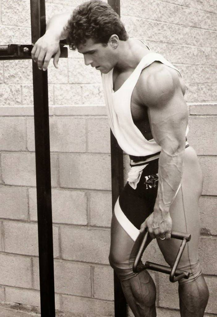 Франко коломбо (franco columbu)