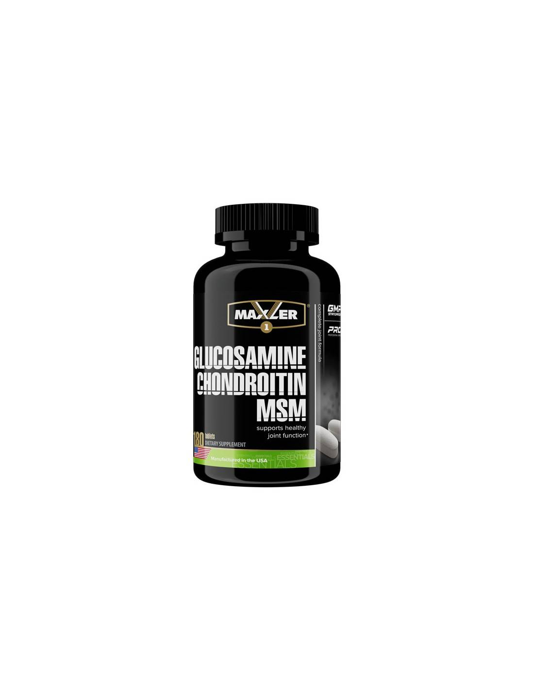 Как принимать glucosamine chondroitin msm от ultimate nutrition