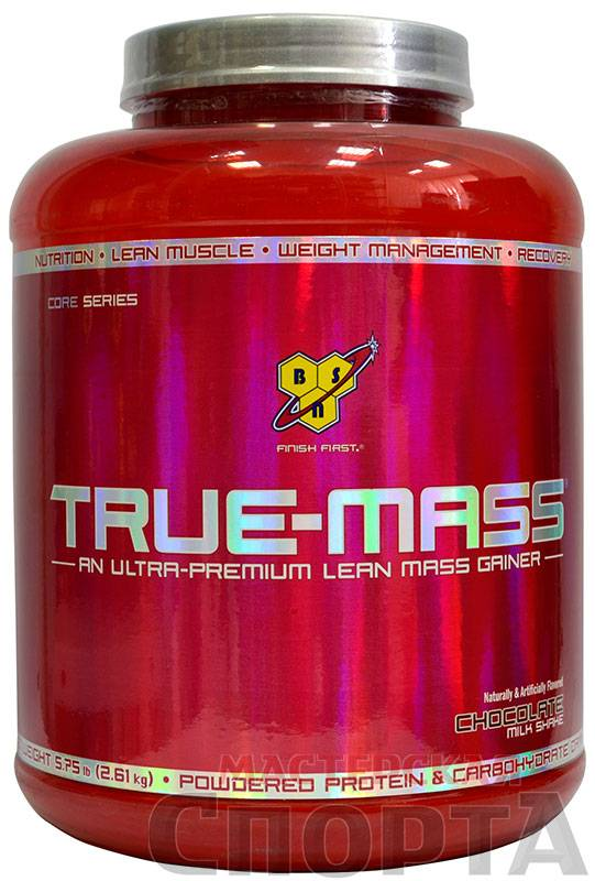 True-mass (bsn) — sportwiki энциклопедия