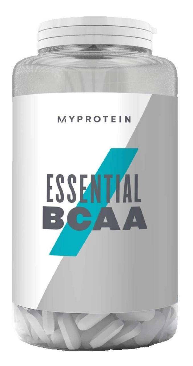 Essential bcaa tablets
