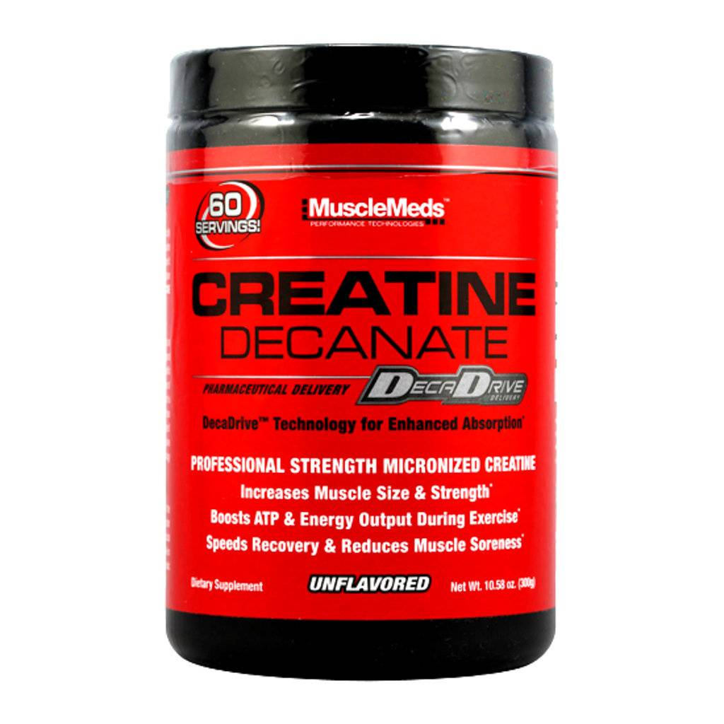 Pure creatine от power system