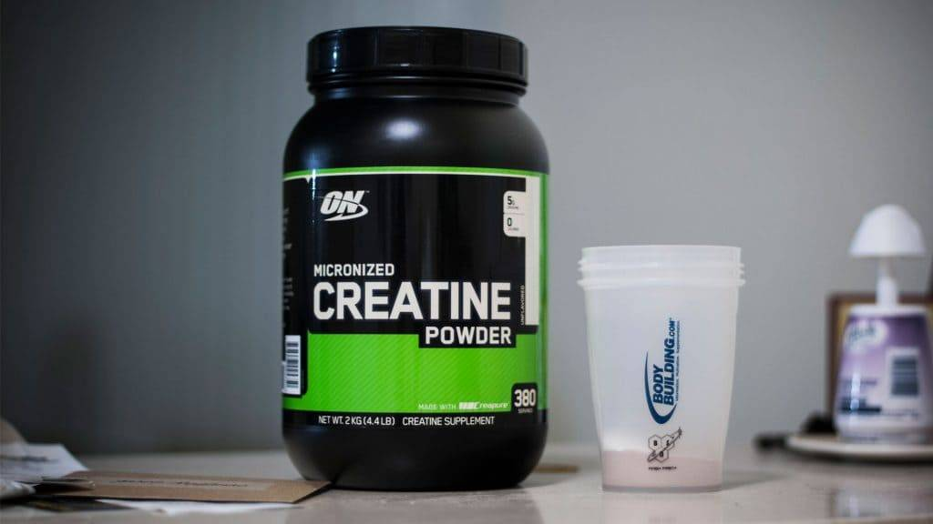 Creatine monohydrate от ultimate nutrition