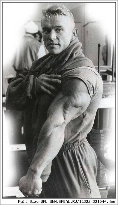 Ли прист (lee priest)
