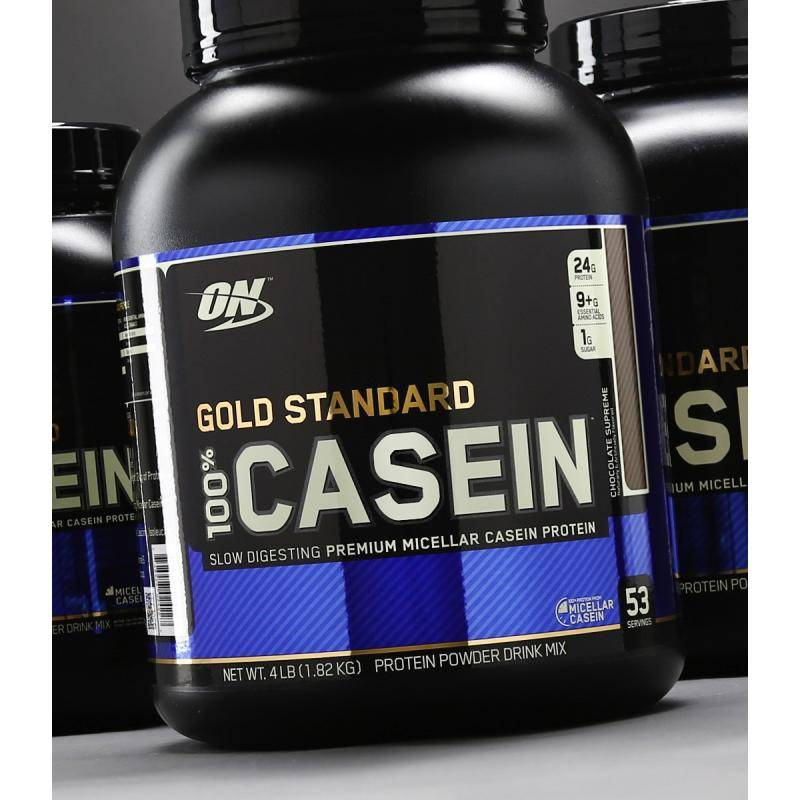 100% casein gold standard (optimum nutrition) — sportwiki энциклопедия